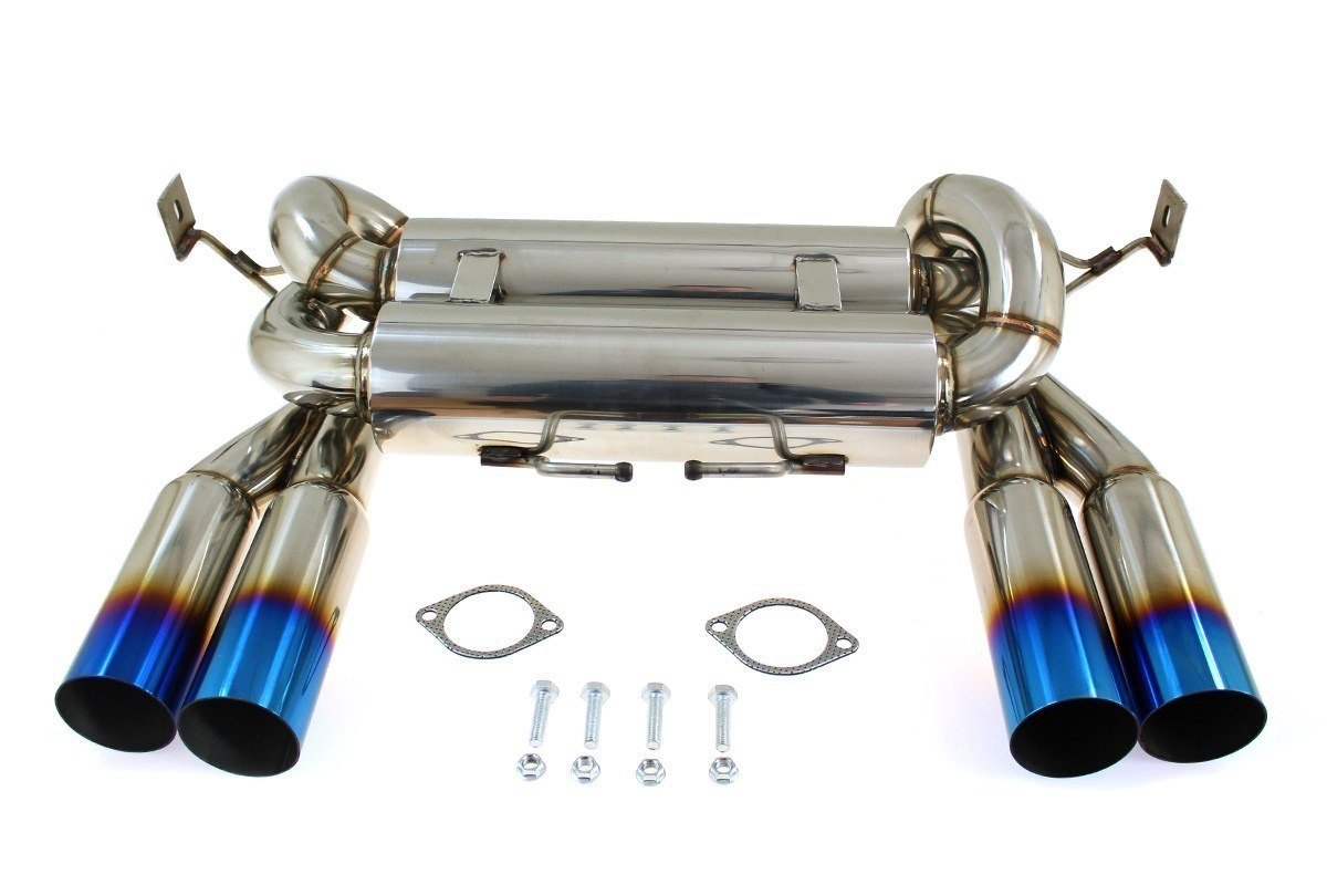 Cat Back Exhaust BMW E92 M3 - GRUBYGARAGE - Sklep Tuningowy